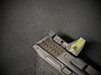 M&P9 Trijicon RMR Install