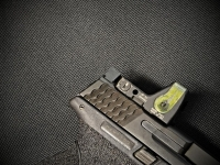 M&P9 Trijicon RMR Install