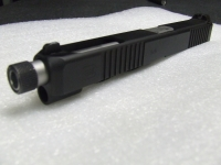 Glock Front and Rear Enhanced Side Serrations