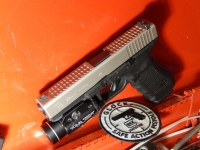 Glock Full Top Serrations with Rear Enhanced Side Serrations