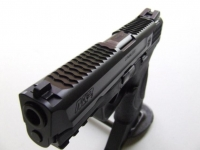M&P9 Full Top Serrations