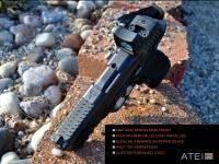 M&P9 Trijicon RMR Install with Half Top Serrations