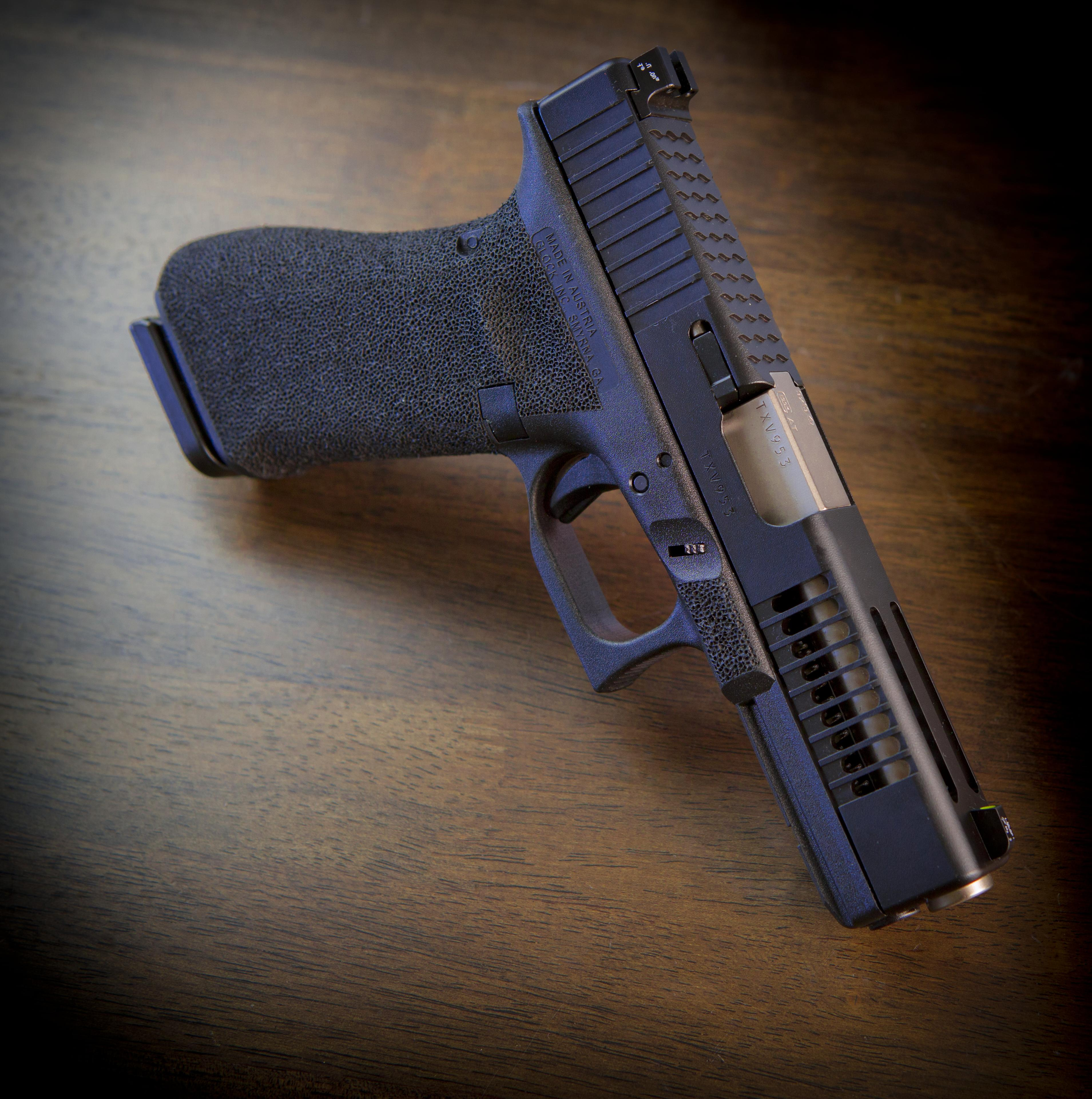 Build A GLOCK Package | ATEi